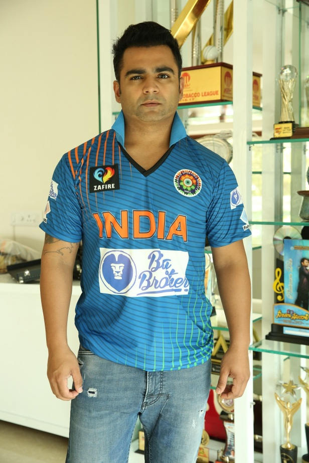 Big Brother Foundation, CSR arm of Mr. Sachiin Joshi,Chairman, Viiking Ventures supports The Physically Disabled Indian Cricket Team