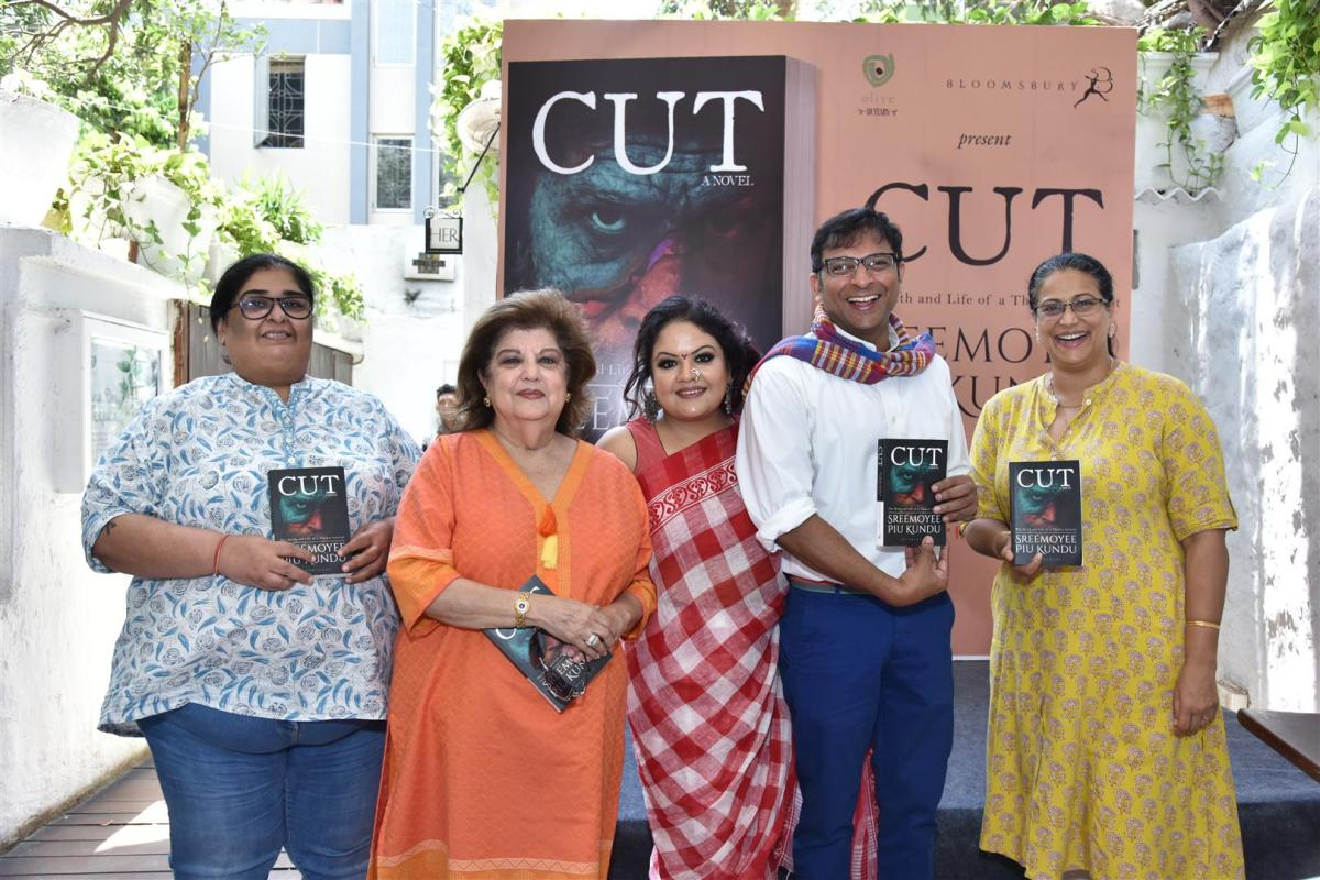 Sreemoyee Piu Kundu has a winner with her book CUT: The Life and Death of a Theatre Activist