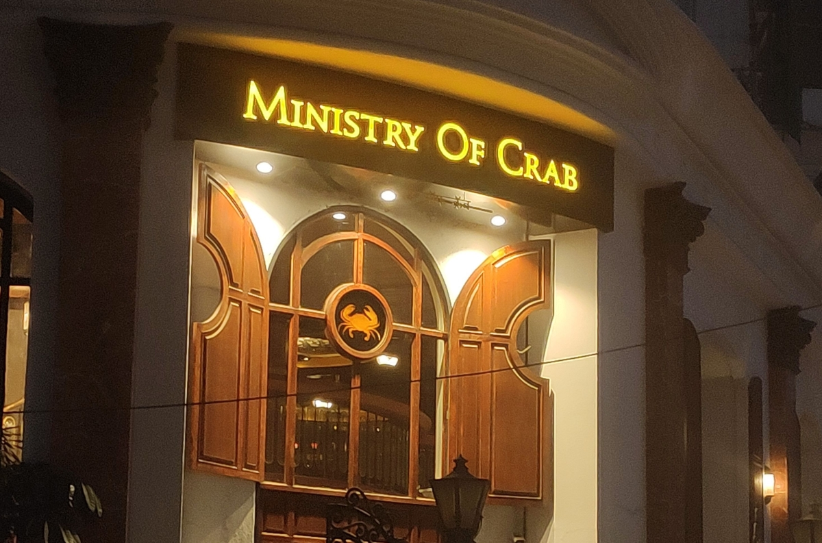 Ministry of Crab (Mumbai) - The Inside truth behind the Hype and Pricing Hullabaloo