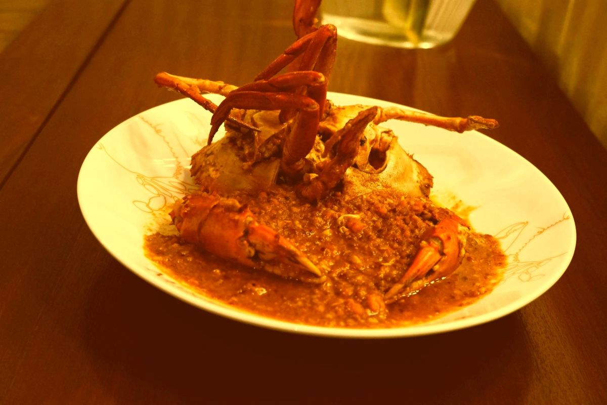 Food Review - Ministry of Crab, Mumbai