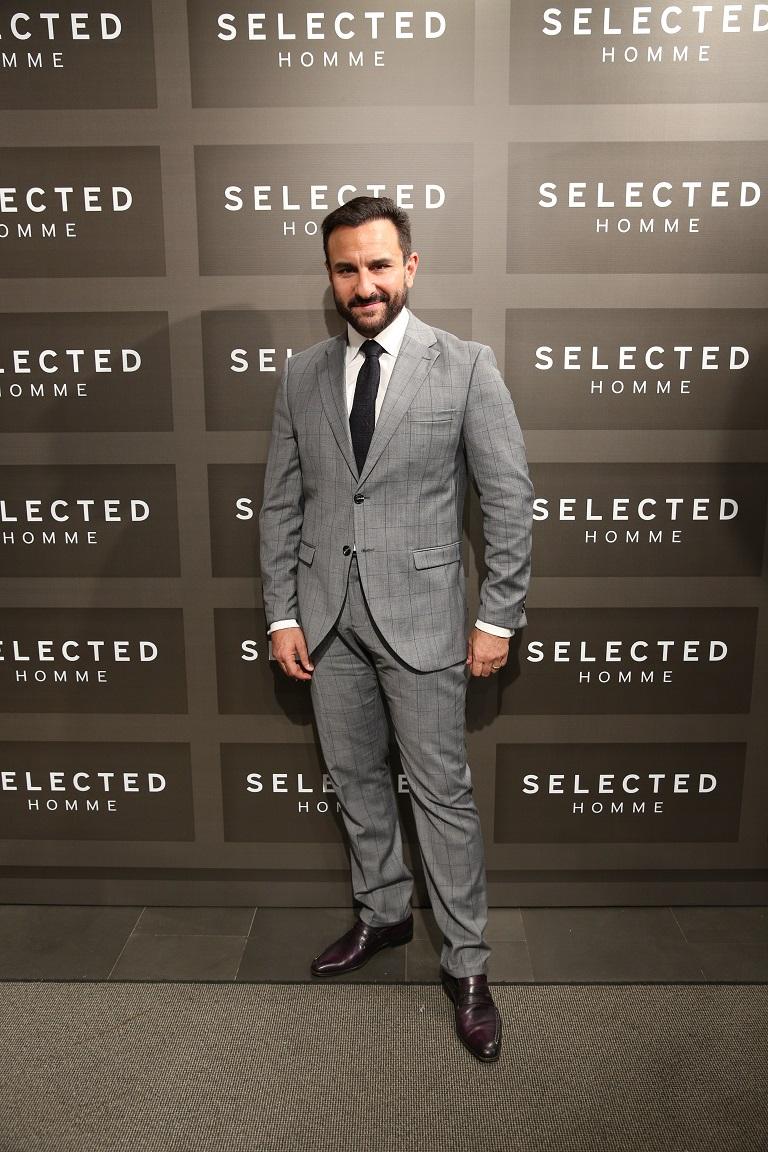 Premium Menswear brand Selected Homme announced Saif Ali Khan as Brand A....jpg