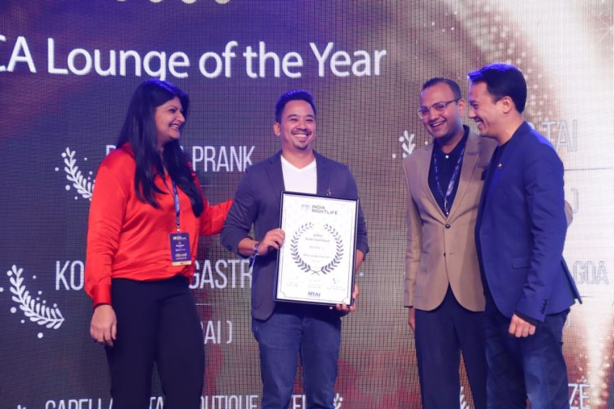 Winner of INCA Best Lounge of the Year, Mumbai - KOKO Asian Gastropub.JPG