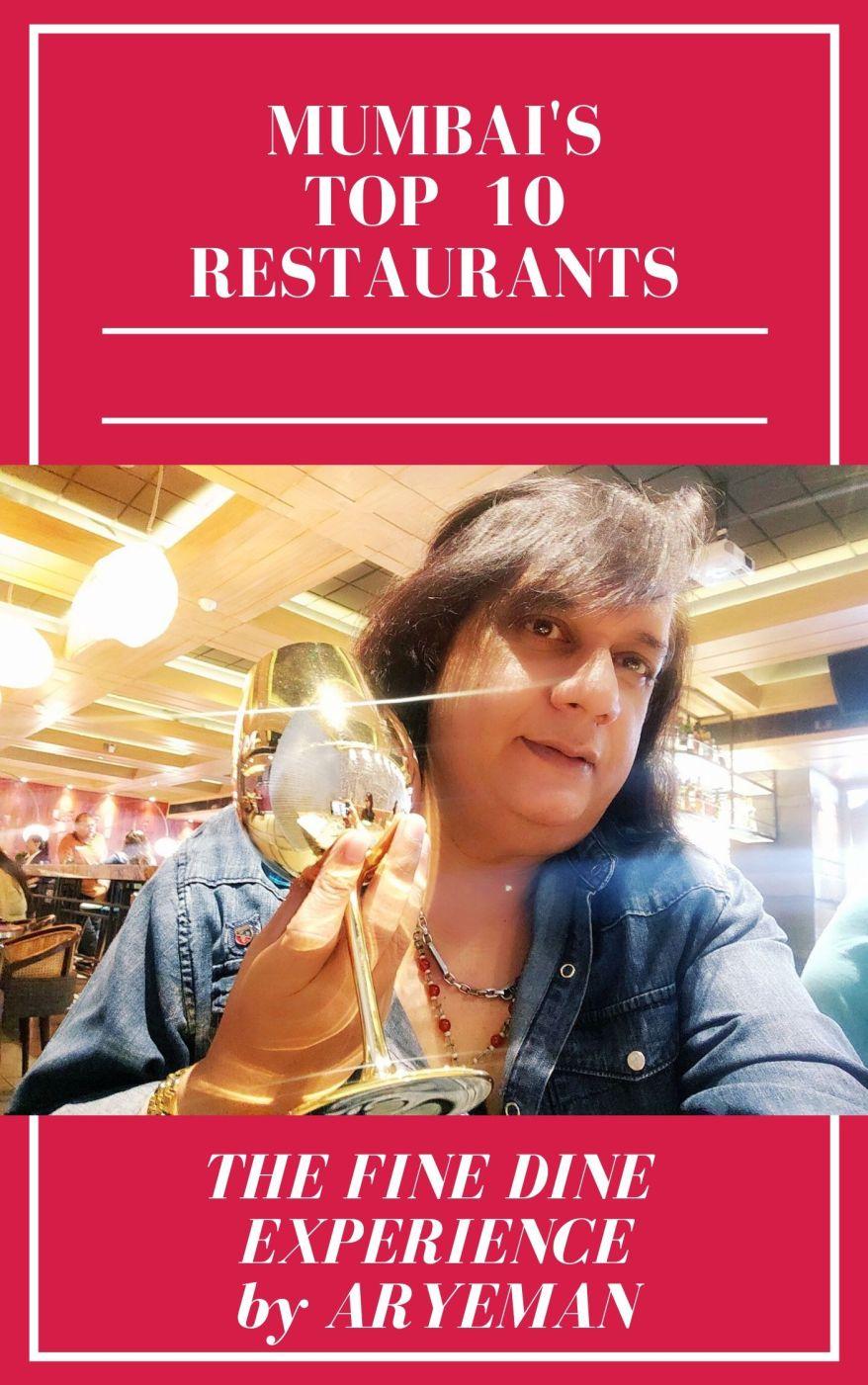 Mumbais Top 10 Restaurants